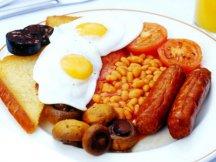 Главное фото рецепта Английский завтрак