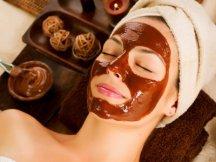 Фотография по темеШоколадная маска для лица