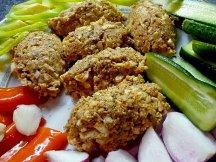 Фото готового блюда: Яичный паштет с печенью