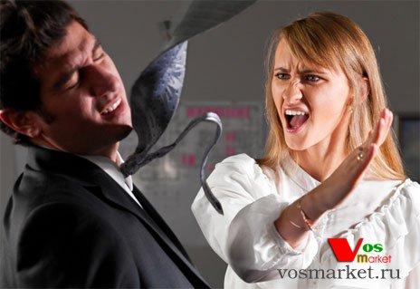 Агрессивный собеседник всегда неприятный