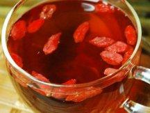 Фото готового блюда: Чай с ягодами Годжи