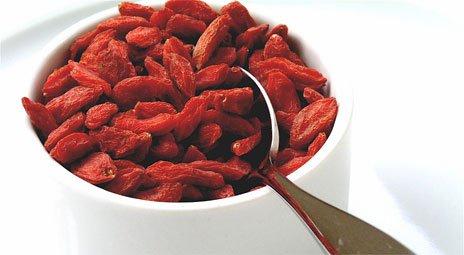 Сушенные ягоды Годжи