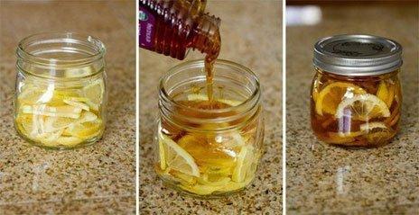 Рецепт от старости - лимон с мёдом