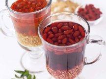 Главное фото рецепта Кисель с ягодами Годжи