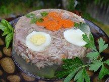 Фото готового блюда: Холодец из курицы