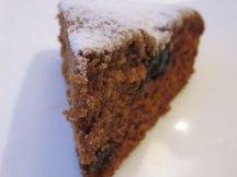 Фото готового блюда: Пирог кофейный с черносливом