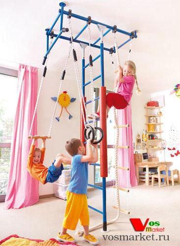Спорт дома для детей