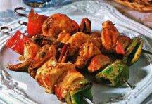 Главное фото рецепта Шашлык из мидий