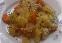 Главное фото рецепта Рагу из курицы