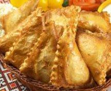 Фото готового блюда: Слойки-пирожки