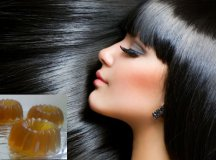 Главное фото рецепта Домашнее ламинирование волос