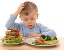 Здоровая пища для детей