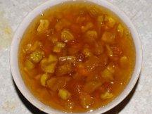 Главное фото рецепта Варенье из хурмы и апельсина