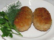 Фото готового блюда: Картофельные зразы с грибами