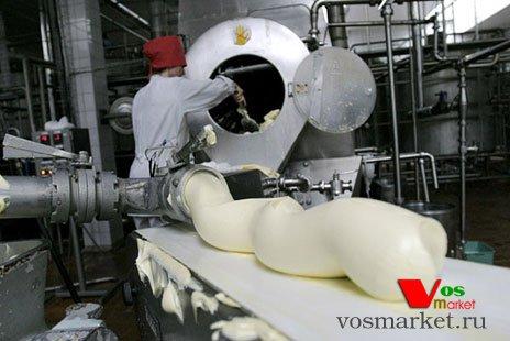 В производстве сливочного масла
