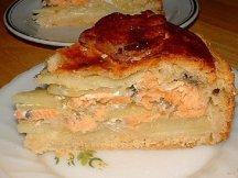 Главное фото рецепта Рыбный пирог