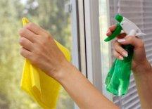 Фотография по темеУход за пластиковыми окнами