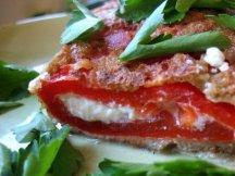 Фото готового блюда: Чушка бюрек из болгарского перца