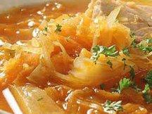 Главное фото рецепта Капустняк с пшеном и салом
