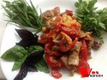 Фото готового блюда: Свинина по-китайски