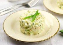 Фото готового блюда: Салат с мясом криля