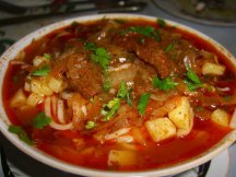Главное фото рецепта Шурпа из говядины