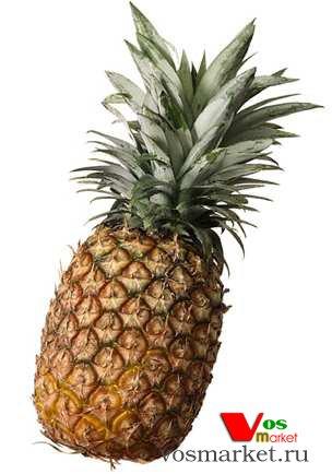 Ананас красивый фрукт