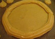 Основания торта из песочного теста