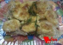 Главное фото рецепта Рыба запеченная в духовке