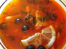 Главное фото рецепта Итальянский рыбный суп