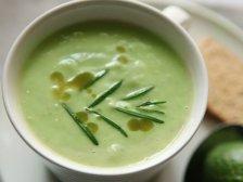 Главное фото рецепта Холодный суп из авокадо