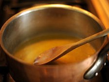 приготовление винного соуса