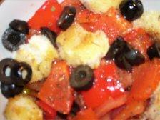 Главное фото рецепта Панцанелла со сладким перцем
