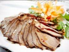 Фото готового блюда: Запеченный свиной язык