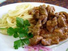 Главное фото рецепта Бефстроганов из говядины