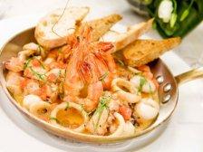 Главное фото рецепта Соте из морепродуктов