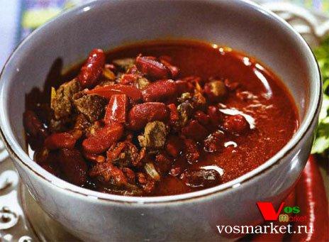 Готовое блюдо Чили кон карне
