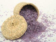 Фотография по темеАроматическая соль для ванны