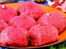 Главное фото рецепта Пхали со свеклой