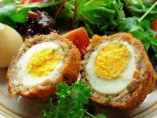 Главное фото рецепта Яйца в фарше