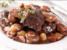 Главное фото рецепта Мясо по-бургундски