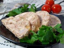 Главное фото рецепта Сальтисон из курицы