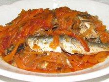 Главное фото рецепта Домашние рыбные консервы