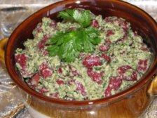 Фото готового блюда: Фасоли с грецкими орехами