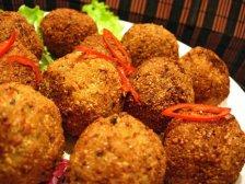 Фото готового блюда: Пончики из риса