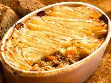 Фото готового блюда: Пастуший пирог
