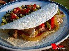 Главное фото рецепта Фахитас из говядины