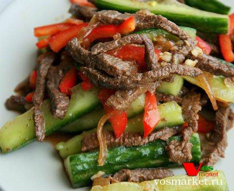 китайские блюда из говядины