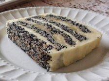 Фото готового блюда: Маковый торт в шоколаде