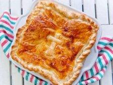 Пирог с крестиком